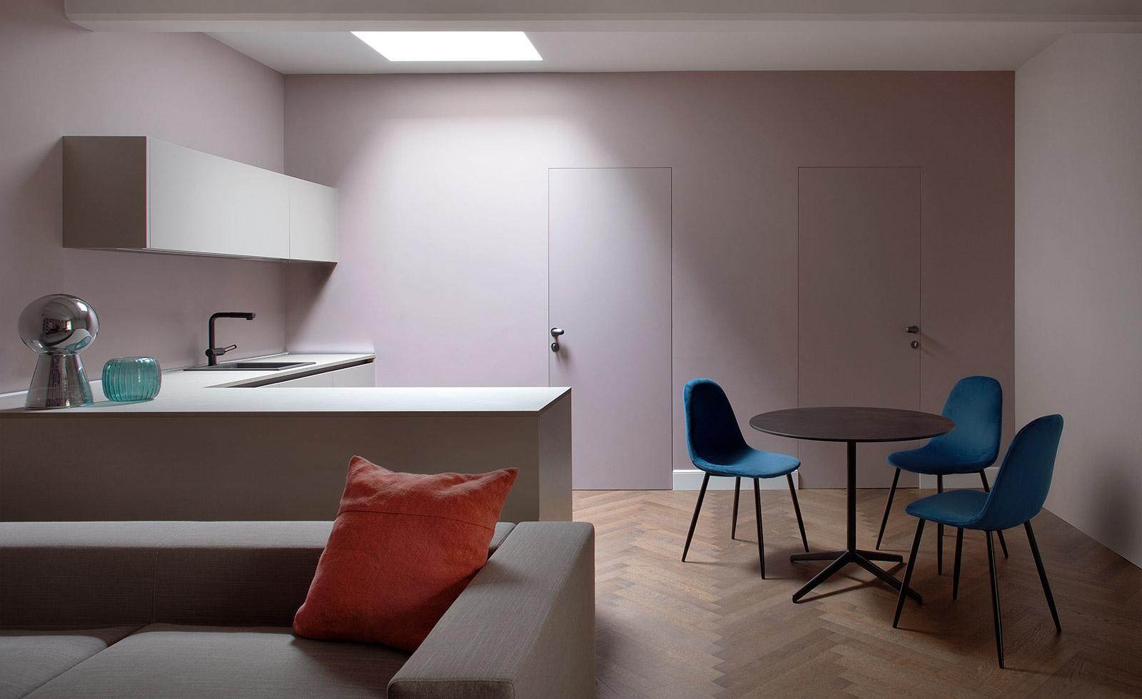 Residence Villa Anna - Suite Loft 4 - Cucina e Living