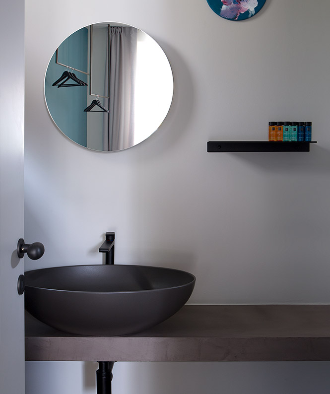 Residence Villa Anna - Suite Loft 5 - Bagno